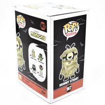 Funko Pop! Movies Minions Mummy Stuart #967 Halloween Action Figure image 4