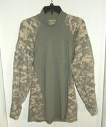 Massif ACS Army Combat Large Shirt  Digital Camo ACU Flame Resistant Army - $26.00