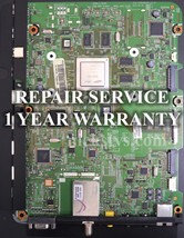 Mail-in Repair Service of Main Board For Samsung UN55D6000 with 1 YEAR W... - $125.00