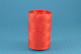 25m of RED RITZA 25 Tiger Wax Thread for Leather Hand Sewing 4 Sizes Available ( - $3.42