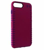 Under Armour Grip Hybrid Case Cover iPhone 8 Plus/7 Plus/6s Plus - Pink/Purple - $21.99