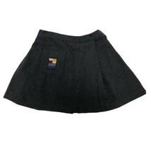 Jacadi toddlers girls skirt wool gray size 5 years - $16.06