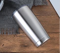 304 stainless steel vacuum flask 20oz glass vacuum insulation - $17.50