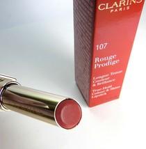 CLARINS Rouge Prodige 107 Tea Rose Lipstick image 2