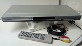 Toshiba SD-3990 DVD,DivX, AVI + MPEG4(ASF)  w/Remote + Cables Tested Works Great - $29.69