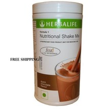 Herbalife Formula 1 Nutritional Shake Dutch Chocolate 500Gm Weight Loss   - $39.43