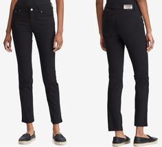 Lauren Ralph Lauren Super Stretch Premier Straight Jeans 2 x 29 Petite - $49.49