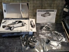 Testors Metal Body Plymouth Prowler Black Tie Metal Model Kit 1:43 Scale - $49.50