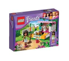 Lego Friends Andrea's Bunny House (3933 New) Building Set Toy - $39.99