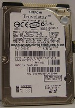 """HTS548060M9AT00 Hitachi 60GB IDE 2.5"""" 9.5MM Hard Drive Tested Our Drives... - $15.63"""