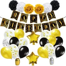 KUNGYO Roaring 20s Party Decorations – 1920s Themed Birthday Party Suppl... - $16.50