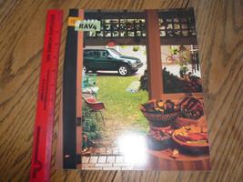 2000 Toyota RAV4 Sales Brochures - - Vintage - $9.74