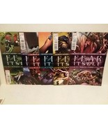 FEAR ITSELF: SIGNED POSTER QUESADA, ALONSO & BREEVORT - 23/100 RARE + CO... - $79.48