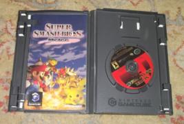 video game nintendo game cube super smash bros. melee - $210.00