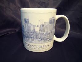 STARBUCKS Architect Series Montreal Ville Des Festivals 2009 Coffee Mug - $37.08