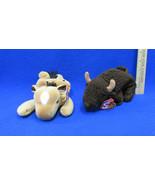 TY Beanie Babies Plush Original Stuffed Animal 1995 Derby & 1998 Roam Lo... - $12.86