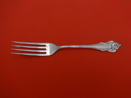 "Nenuphar by American Plate Silverplate Luncheon Fork 7"" - $21.38"