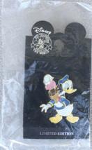 Disney Pin DLR Concession Series Donald Duck with Ice Cream RARE! LE 750... - $49.95