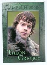 Game of Thrones trading card #70 2012 Theon Greyjoy - $4.00