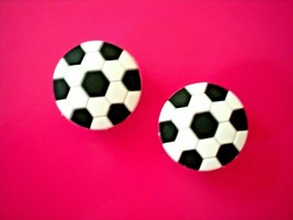 Clog Charm Shoe Button Plug Fit Accessories Fit Wristbands Soccer Ball - $4.99