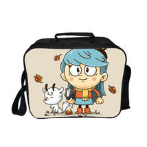 Hilda And The Troll Kid Adult Lunch Box Lunch Bag Picnic Bag C - $19.99