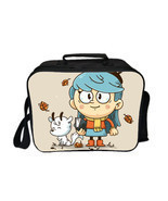 Hilda And The Troll Kid Adult Lunch Box Lunch Bag Picnic Bag C - $17.99