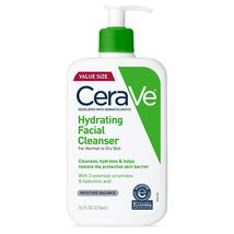 CeraVe Hydrating Non-Foaming Face Wash With Hyaluronic Acid 16 Fluid Ounce - $16.60