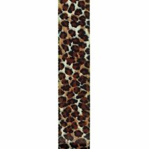 Offray Wired Edge Beast Craft Ribbon, 1 1/2-Inch x 9-Feet, Taupe (Discon... - $9.98