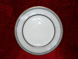 Wedgwood Colonade Black Salad Plate - $17.81