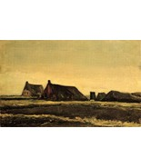 Cottages - Poster Wall Art Home Decor - $22.99+