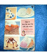 Betty Crocker, How to Make the Most Fun with Cake Mixes - $3.00