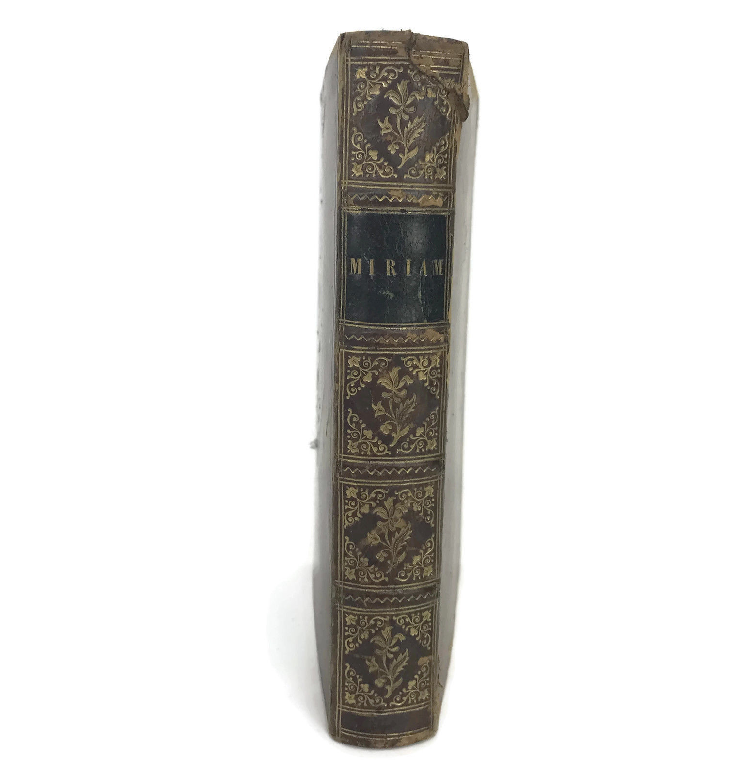 1841 Miriam The Power Of Truth A Jewish Tale 19th Century Novel Book Hatchard