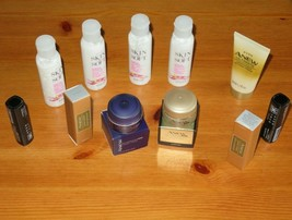Lot of 11 Avon Travel Size Product Body Lotion Day and Night Cream Cleanser More - $24.74