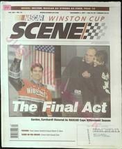 Vintage NASCAR Scene Newspaper Winston Cup Scene December 6 2001 - $15.63