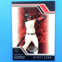 Manny Ramirez 2008 Topps Triple Threads Serial Numbered Card #57 Boston ... - $2.92