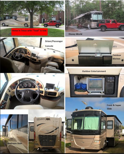 2007 Fleetwood Discovery 39V For Sale In Gold Canyon, AZ  85118