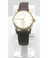 Vintage Hamilton 17 Jewels 10K Gold Filled Analog Hand Wind Watch (A919)  - $886.99