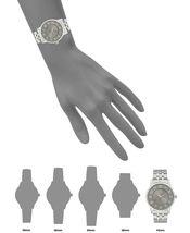 I. N.c. International Concepts Homme Couleur Argentée Bracelet Lien Montre 42mm image 5