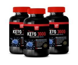 energy boost men - KETO 3000 - energy boost natural 3 BOTTLE - $39.23