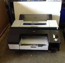 For Parts Epson Stylus Pro 4900 Large‑Format Color Inkjet Printer - $162.50