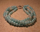 443 blue pearl bracelet thumb155 crop