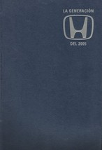 2005 HONDA Spanish Language brochure catalog Accord Civic S2000 Insight ... - $9.00