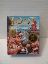 Loot Plundering Pirate Card Game Complete Gamewright Ages 10+ 2-8 player... - $9.89