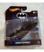 Hot Wheels BATMAN Returns ARMORED BATMOBILE 1:50 DieCast DC Comics New 2021 - $19.99