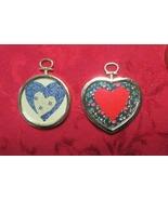 Heart Ornaments - $2.50