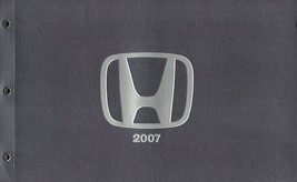 2007 HONDA Spanish Language brochure catalog Accord Civic S2000 Insight ... - $9.00
