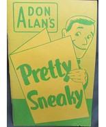 Don Alan's Pretty Sneaky by Alan Don - $22.74