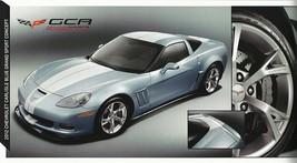 2012 Chevrolet CORVETTE CARLISLE BLUE GRAND SPORT CONCEPT sales brochure US - $9.00