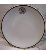 Jackson China FRIARS CLUB PLATE NEW YORK NY. Souvenir Collector Plate Vi... - $14.95