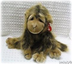 Retired ChaCha Chimpanzee Plush Ty Classic Beanie Babies Buddies Cha Cha... - $6.99